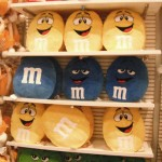 Peluches M&M's