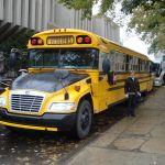 Bus scolaire canadien