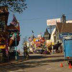 Clifton Hill, quartier de Niagara