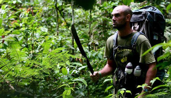 Seul en Amazonie