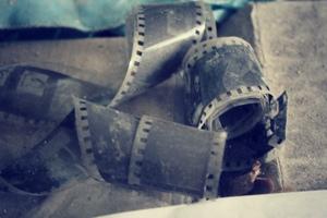 Pellicule photo école de Pripyat