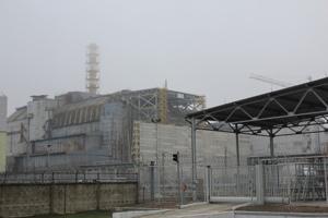 Sarcophage réacteur 4
