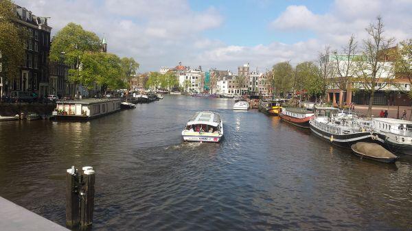 Bateau mouche Amsterdam #2