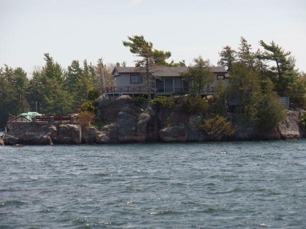 Une maison aux 1000 îles