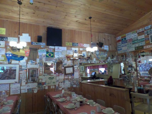 Chez Dany, Cabane à sucre (bis)