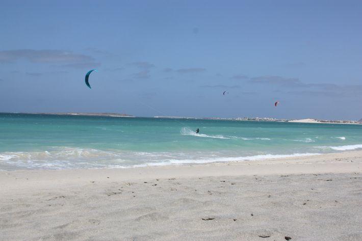 Kite surf Boa Vista Riu Karamboa