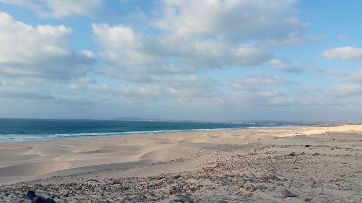 Praia Dunes de Chaves