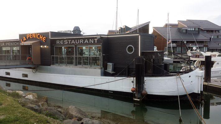 Deauville - Restaurant La Péniche