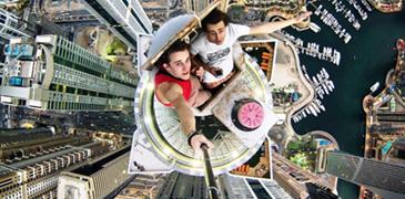SkyWalkers - Craziest Selfies