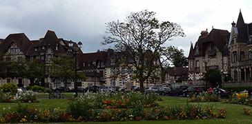 Week end Normandie