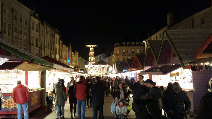 Marché de Noel de Metz