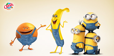 Jeu concours voyage New York Oasis Minions