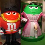 M&M's Londres