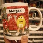 Mug M&M's