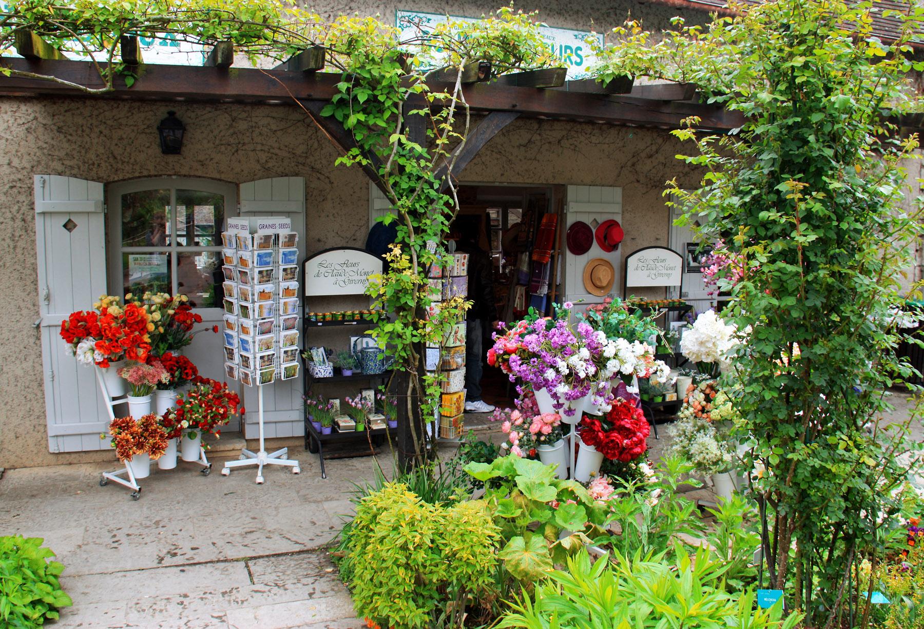 Une promenade dans les jardins de giverny for Le jardin des fleurs strasbourg