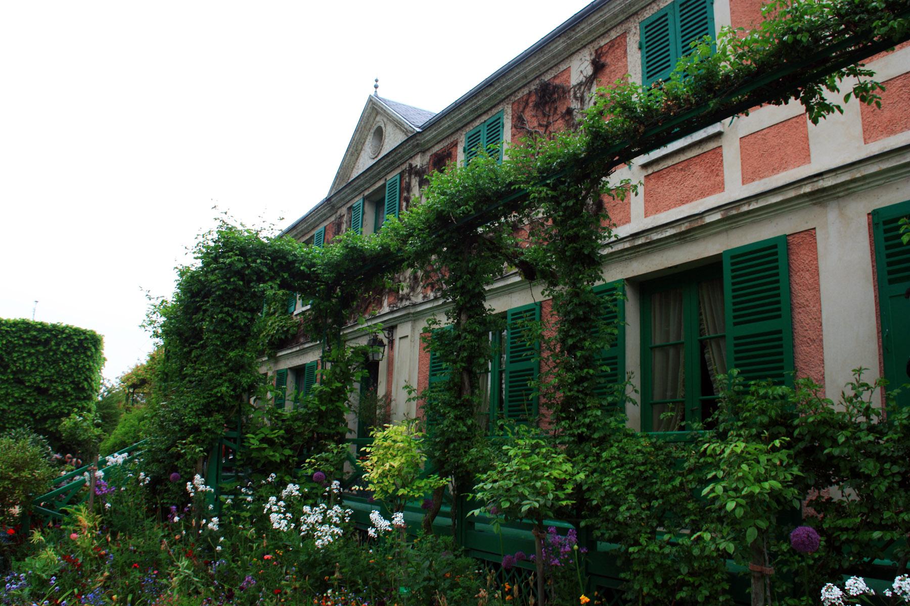 Une promenade dans les jardins de Giverny