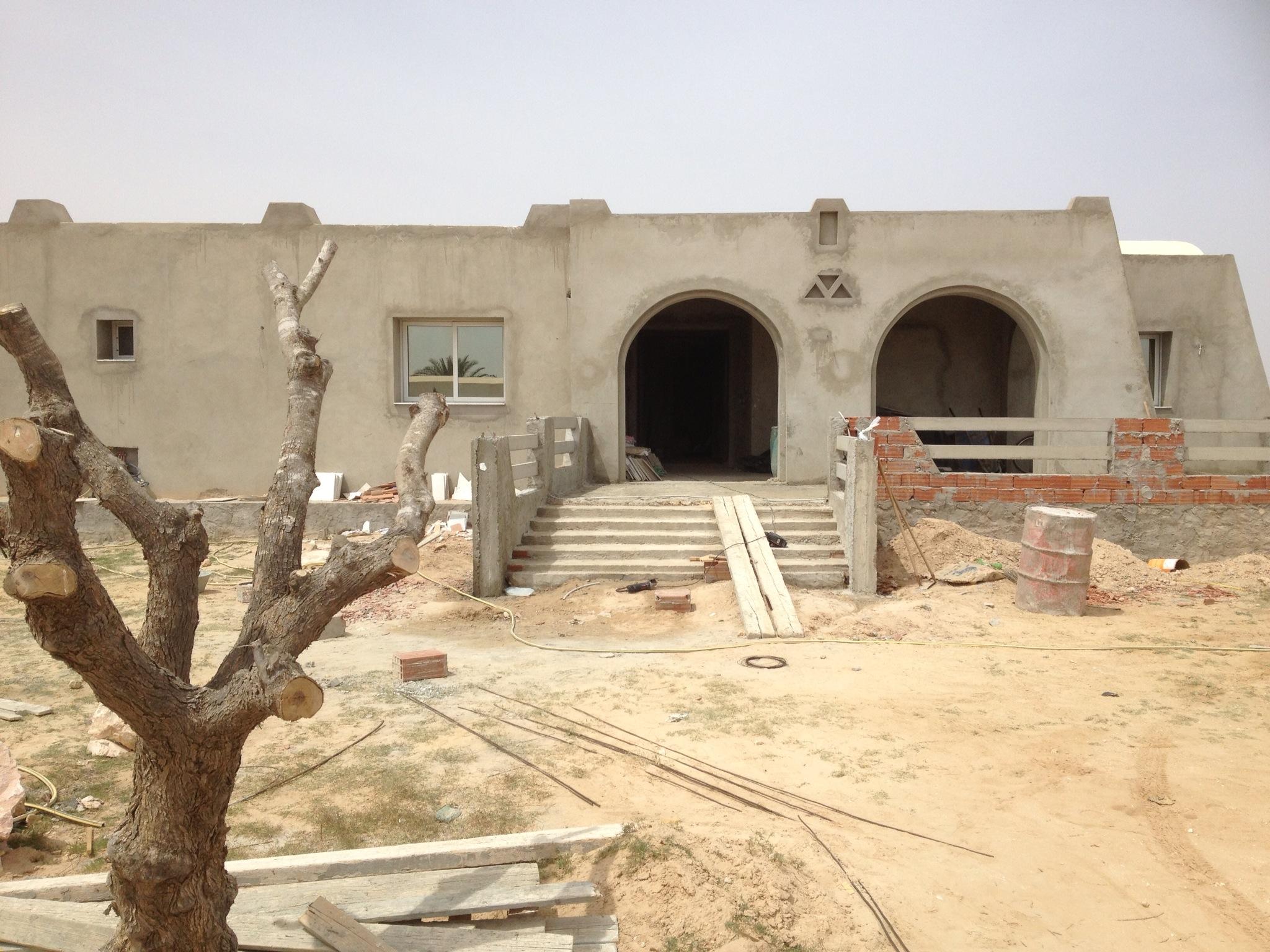 Cout Construction Maison En Tunisie