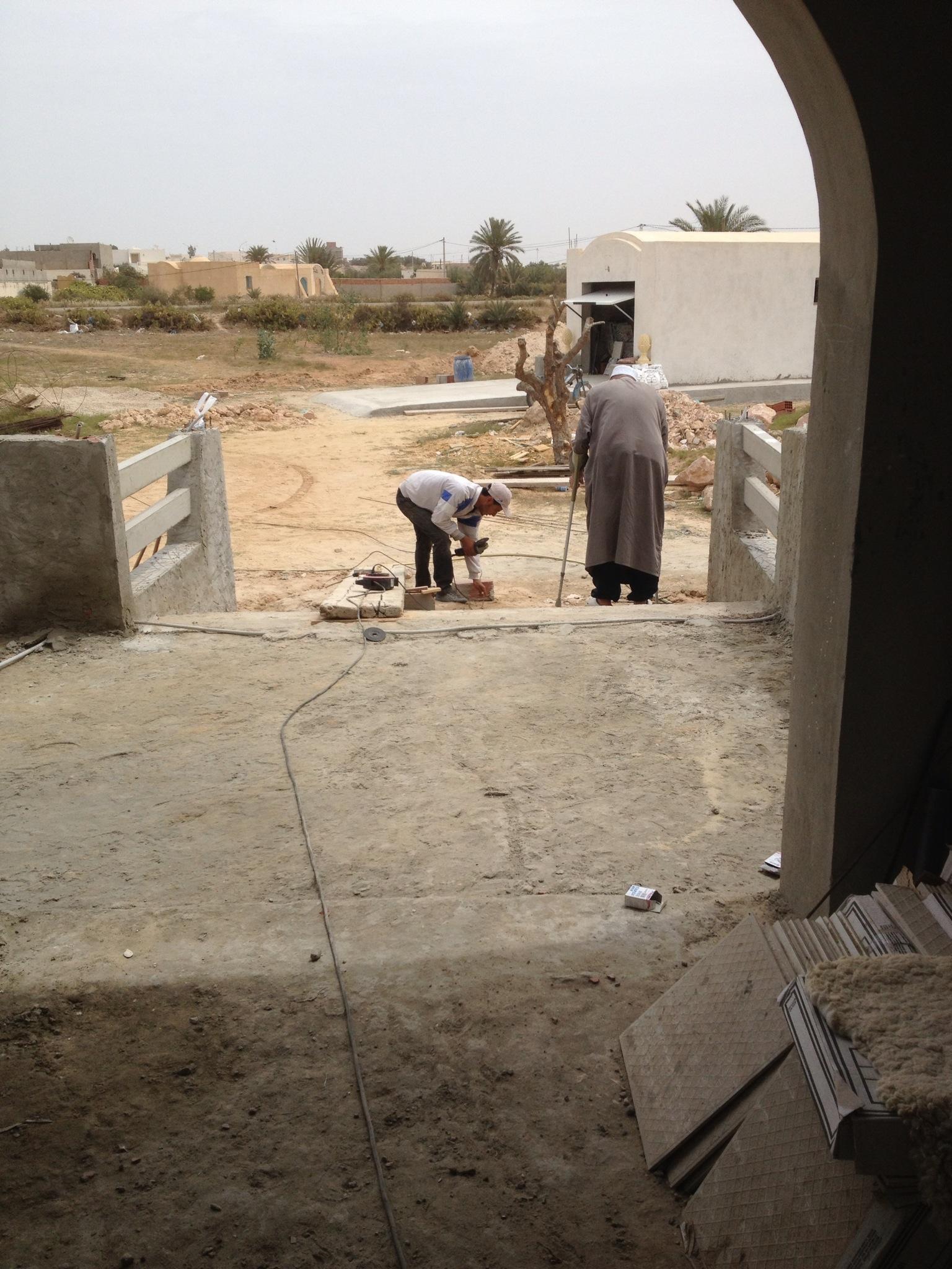 T moignage d un expatri en tunisie for Architecture maison tunisie moderne