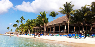 L'hôtel Viva Dominicus Beach de Bayahibe