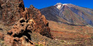 Randonnée aux Canaries - Tenerife