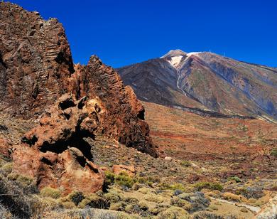 Randonnée aux Canaries - l'île Tenerife